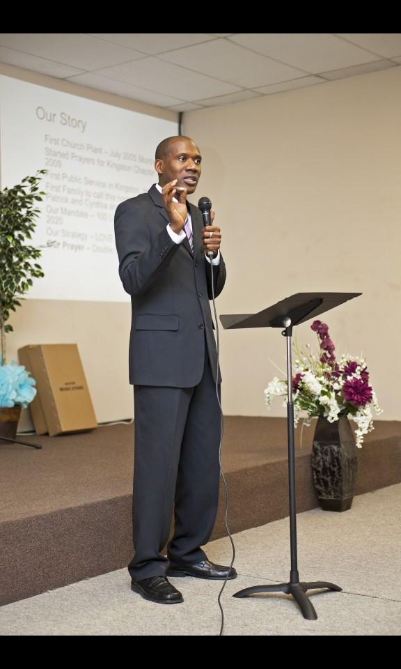Preach Pastor Ade